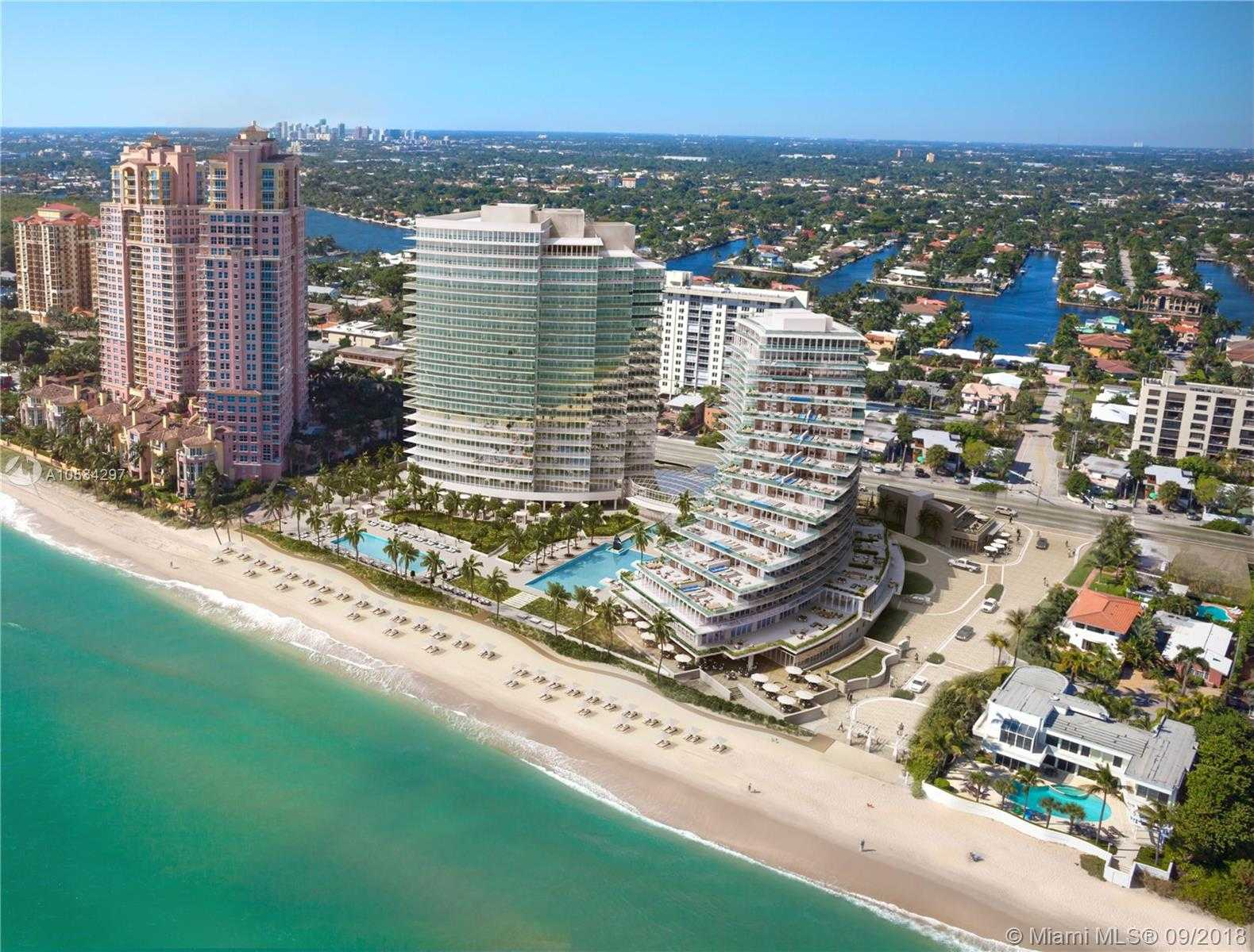 $3,974,900 - 3Br/4Ba -  for Sale in Fort Lauderdale