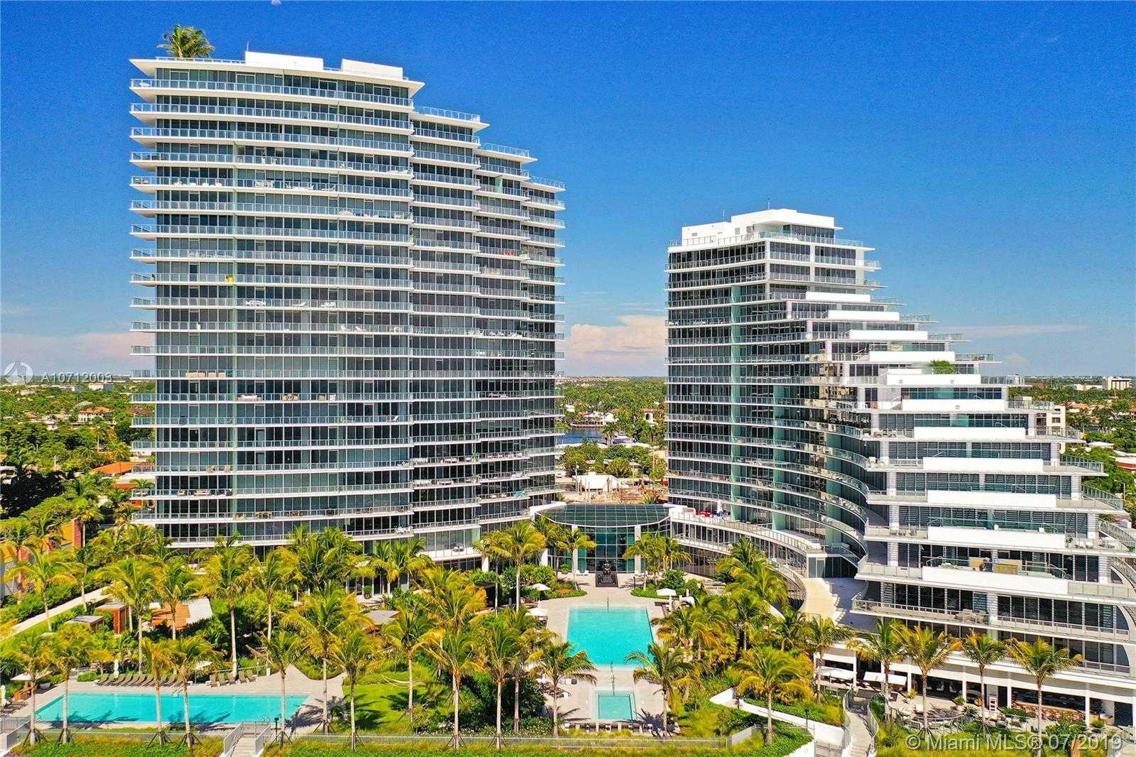 $3,814,900 - 3Br/4Ba -  for Sale in Auberge Beach Residences, Fort Lauderdale