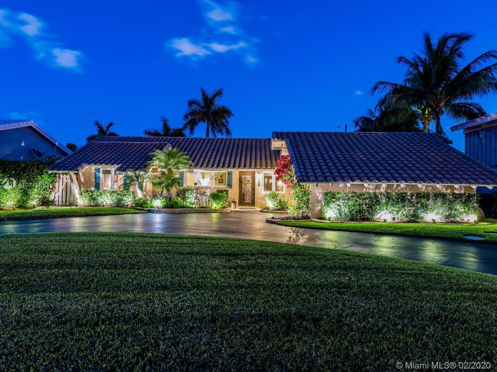 $549,900 - 3Br/2Ba -  for Sale in Coral Highlands, Fort Lauderdale