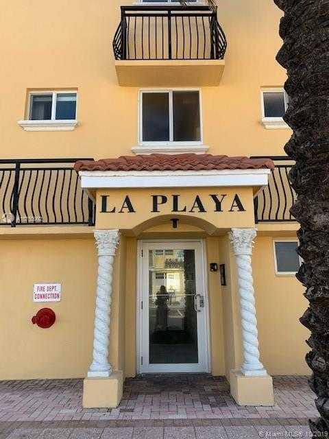$545,000 - 2Br/2Ba -  for Sale in La Playa Condo, Hollywood