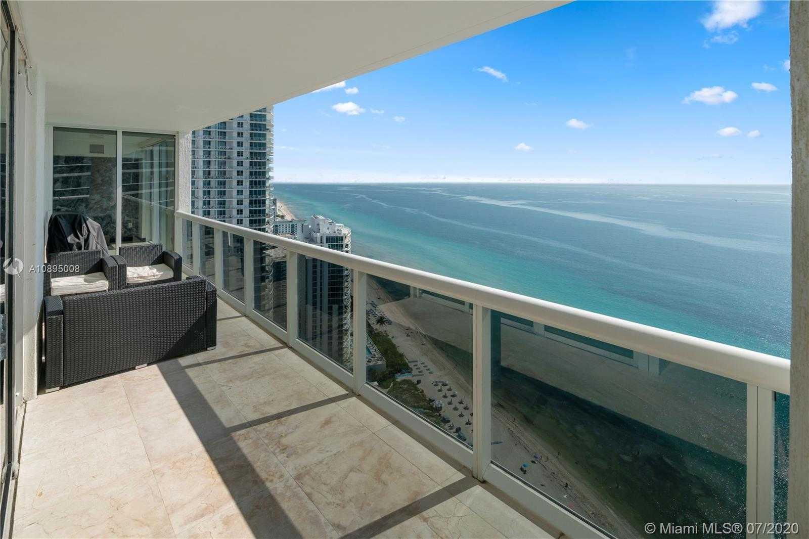 $1,299,000 - 3Br/4Ba -  for Sale in Beach Club Three Condo, Hallandale Beach