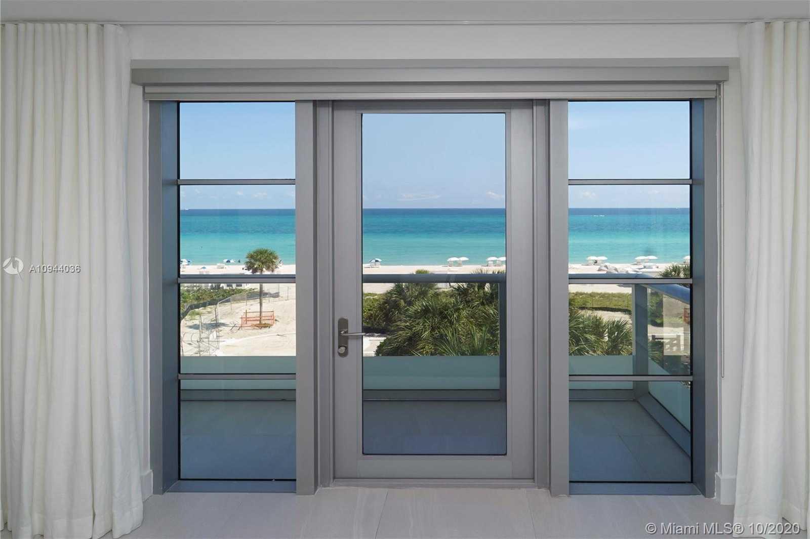 $2,095,000 - 2Br/3Ba -  for Sale in The Caribbean Condo, Miami Beach