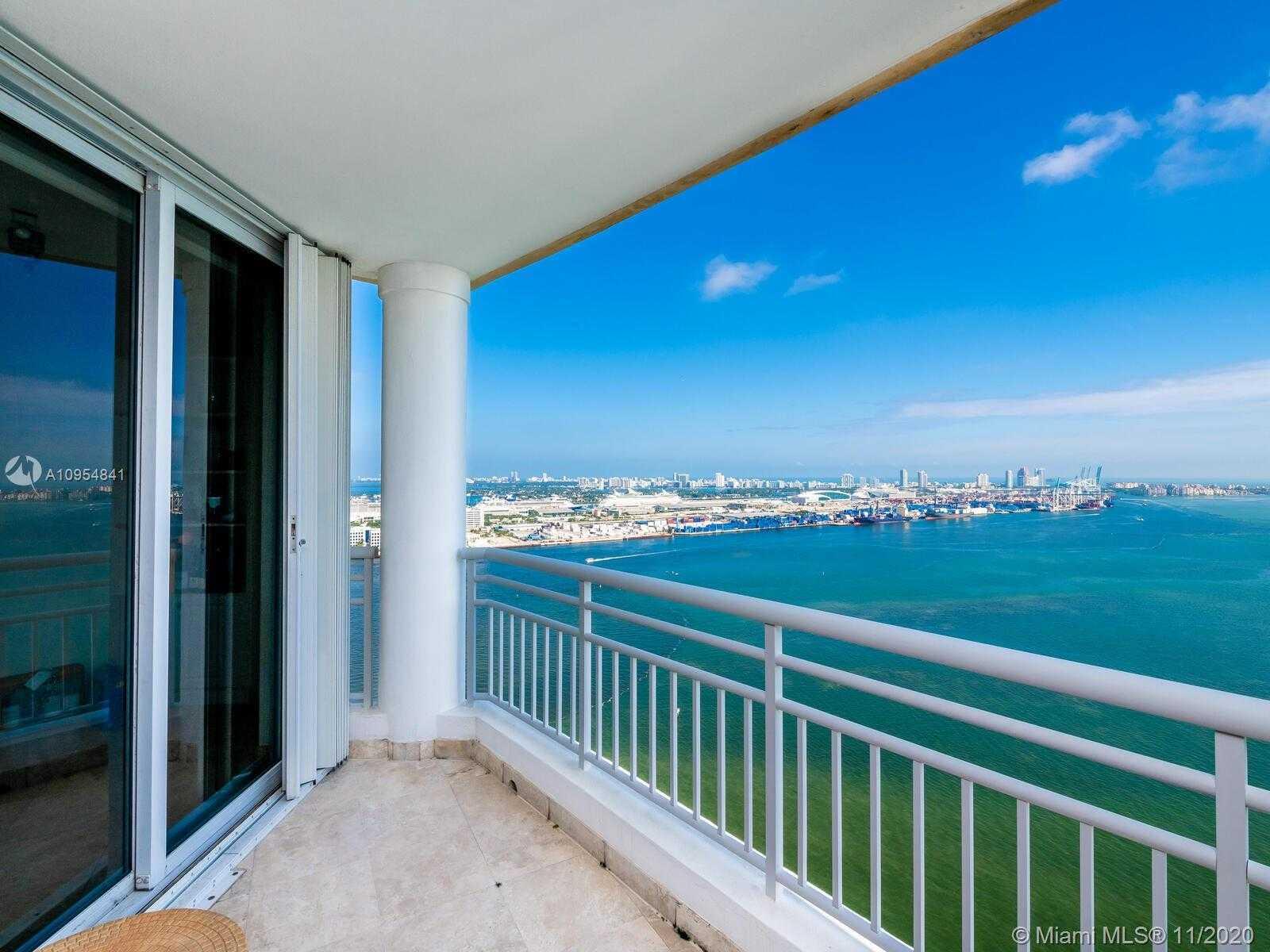 $899,000 - 2Br/3Ba -  for Sale in Two Tequesta Point Condo, Miami