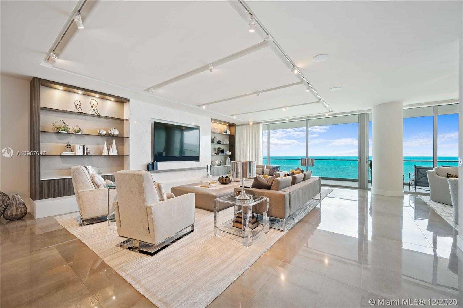 $5,999,000 - 2Br/4Ba -  for Sale in Oceana Bal Harbour Condo, Bal Harbour