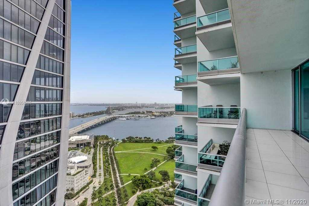 $560,000 - 2Br/3Ba -  for Sale in 900 Biscayne Bay Condo, Miami
