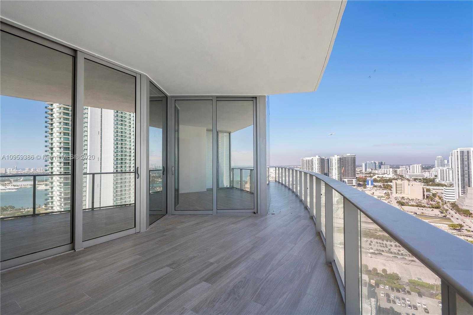 $1,200,000 - 2Br/3Ba -  for Sale in Paramount Miami Worldcent, Miami