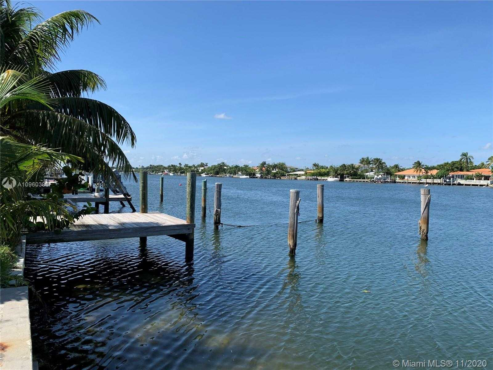 $1,150,000 - 4Br/3Ba -  for Sale in Biscayne Beach-2nd Addn, Miami Beach