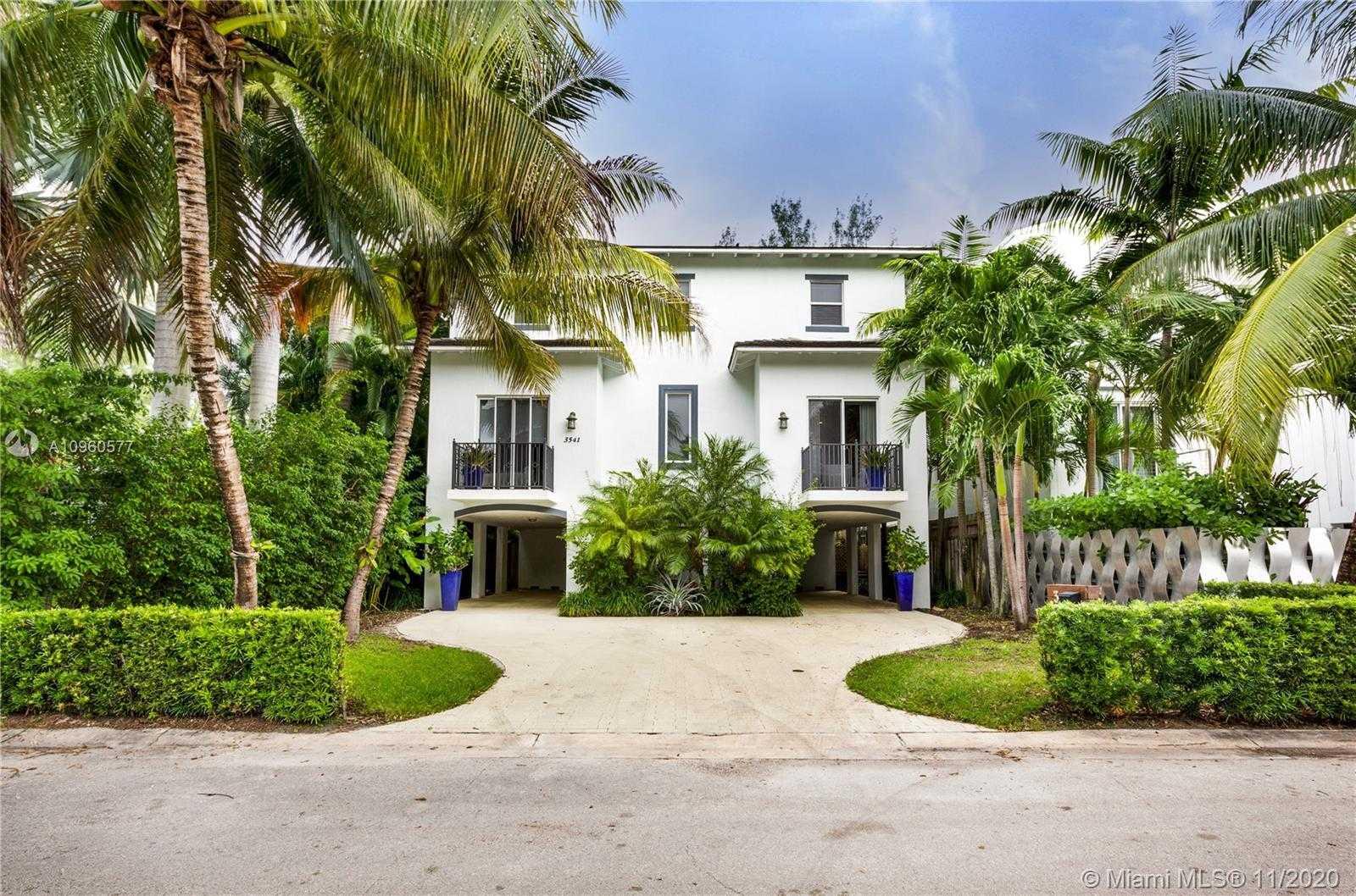 $1,790,000 - 4Br/3Ba -  for Sale in Glencoe A Sub, Miami