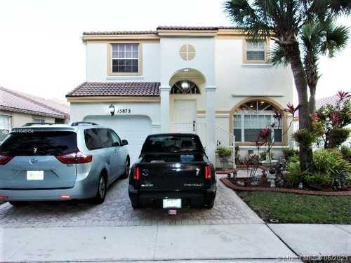 $489,000 - 3Br/3Ba -  for Sale in Towngate, Pembroke Pines