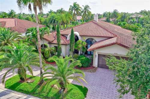 $1,310,000 - 5Br/4Ba -  for Sale in Hollywood Lakes Country C, Pembroke Pines