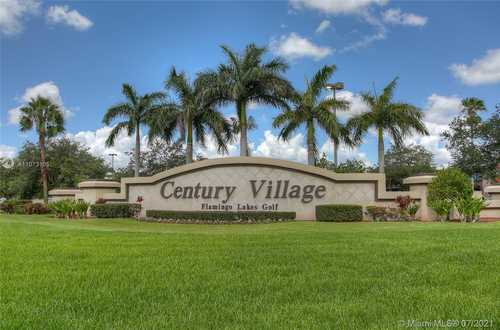 $189,900 - 2Br/2Ba -  for Sale in Falmouth At Century Villa, Pembroke Pines
