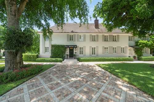 $4,500,000 - 4Br/5Ba -  for Sale in C Gables Riviera Sec 12, Coral Gables