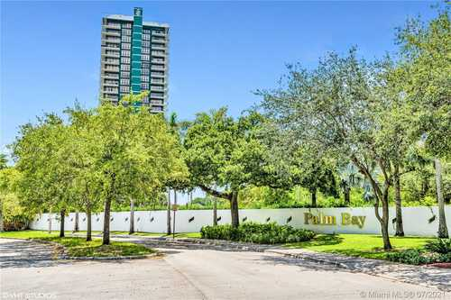 $225,000 - 1Br/2Ba -  for Sale in The Palm Bay Yacht Club C, Miami