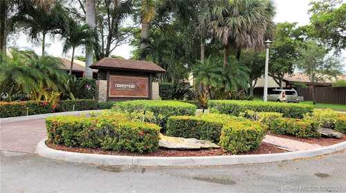 $305,000 - 2Br/2Ba -  for Sale in Everglades Sugar & Land C, Pembroke Pines