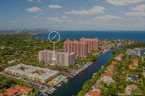 $625,000 - 2Br/2Ba -  for Sale in Gables Waterway Towers Co, Coral Gables