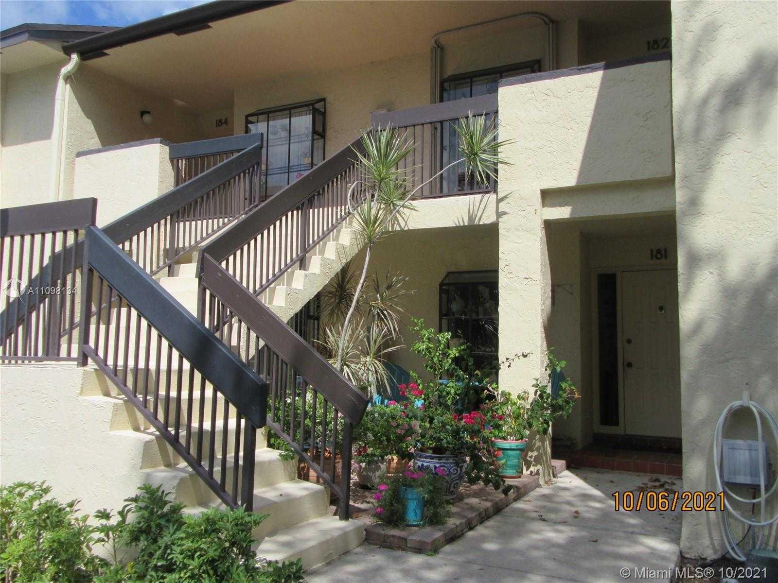 $275,000 - 3Br/2Ba -  for Sale in Meadowridge East Condo, Deerfield Beach