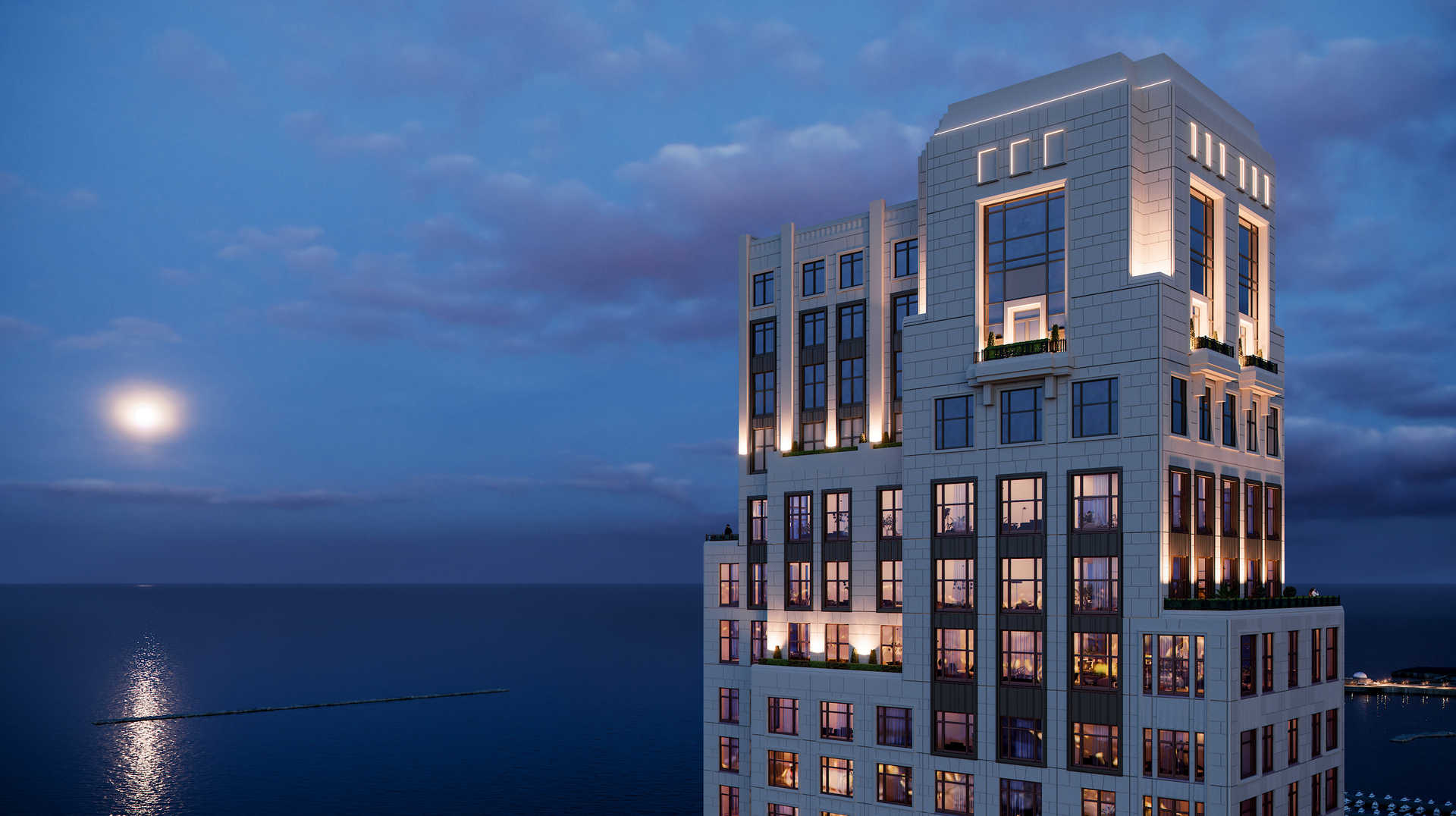 $15,170,000 - 4Br/6Ba -  for Sale in Chicago