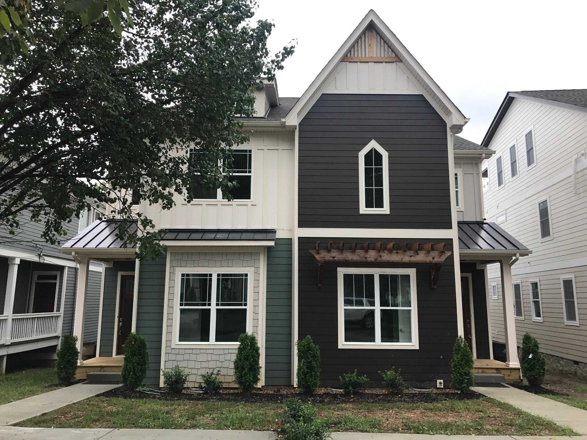 Homes for sale in West End located west of I 65 and downtown