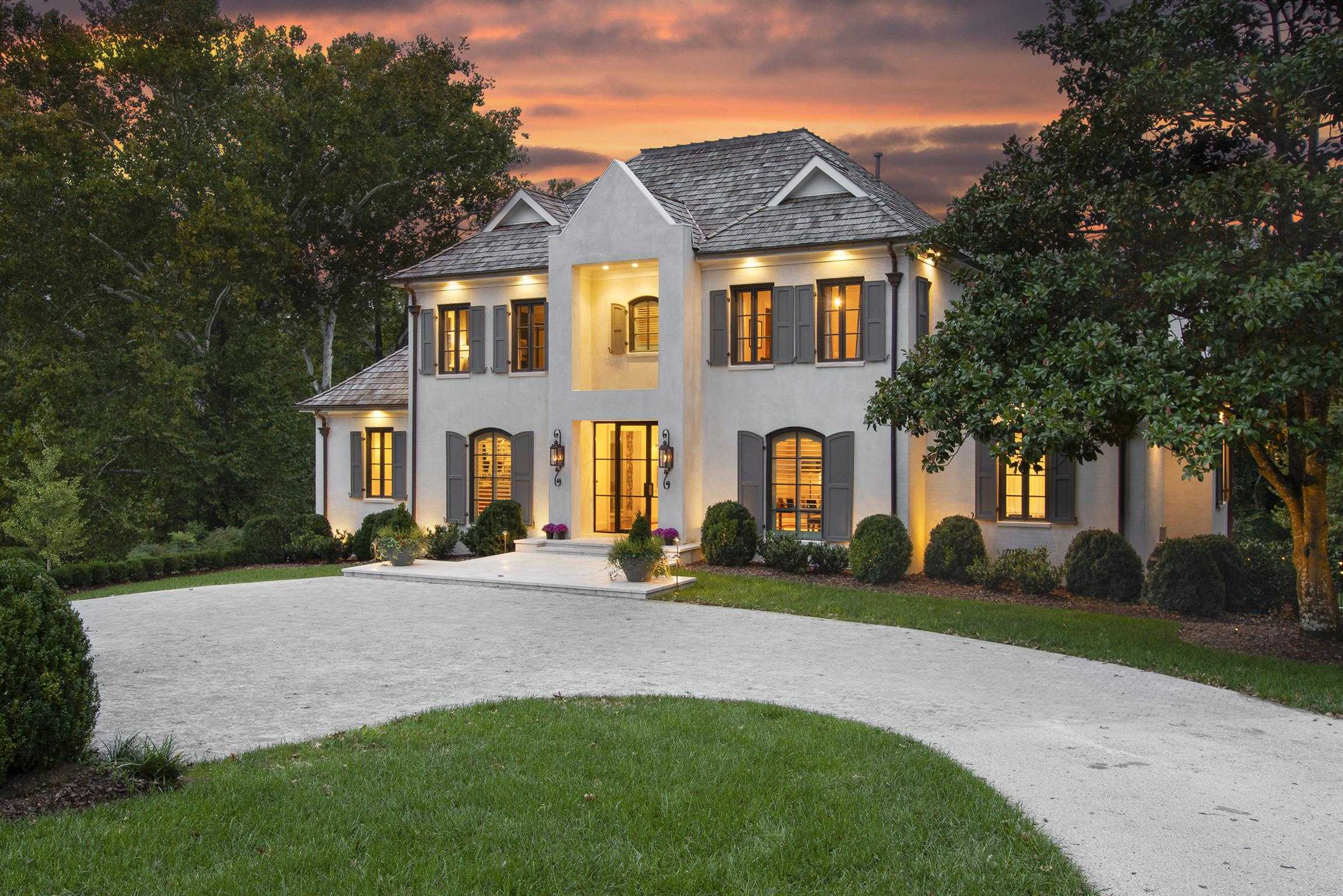 $4,750,000 - 5Br/6Ba -  for Sale in Belle Meade, Nashville