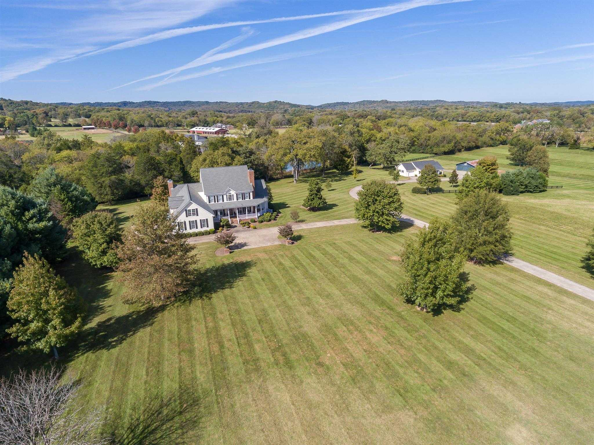 $2,390,000 - 4Br/6Ba -  for Sale in 10.5 Acres, Franklin