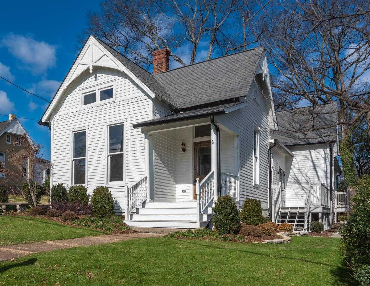 $1,395,000 - 4Br/3Ba -  for Sale in 12 South, Nashville