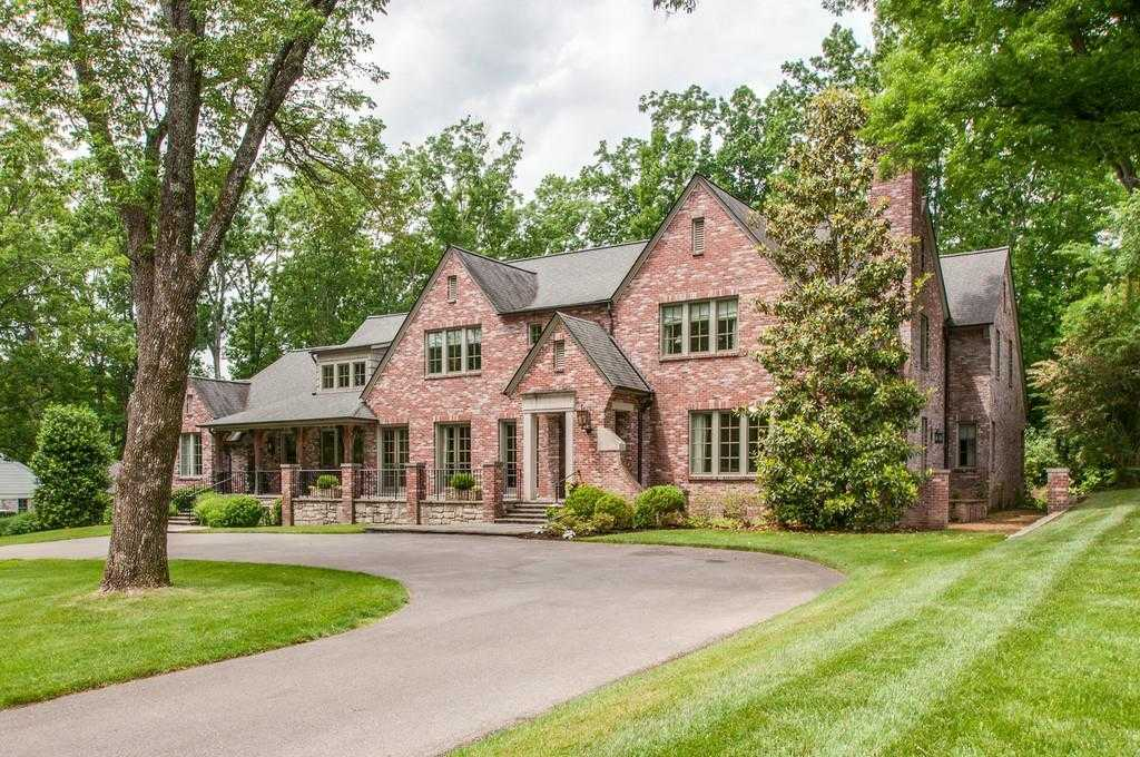 $2,990,000 - 5Br/7Ba -  for Sale in Green Hills, Nashville