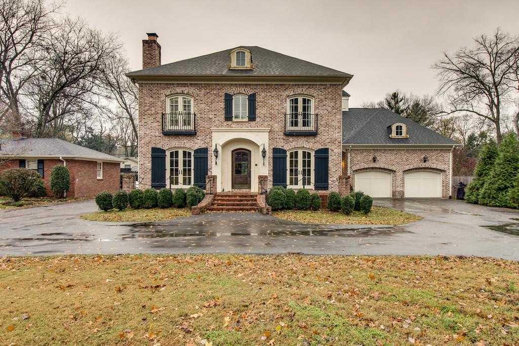 $1,699,000 - 4Br/5Ba -  for Sale in Highlands Of Belle Meade, Nashville