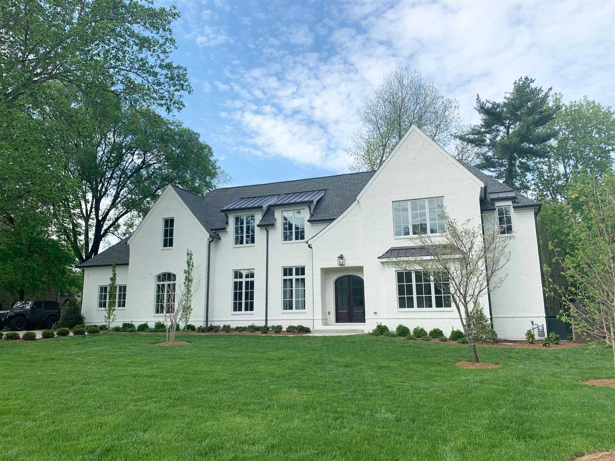 $2,199,000 - 5Br/6Ba -  for Sale in Belle Meade Highlands, Nashville