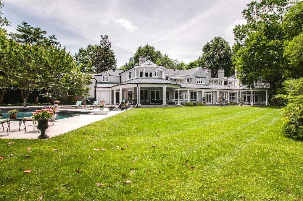 $4,250,000 - 7Br/9Ba -  for Sale in Belle Meade, Nashville