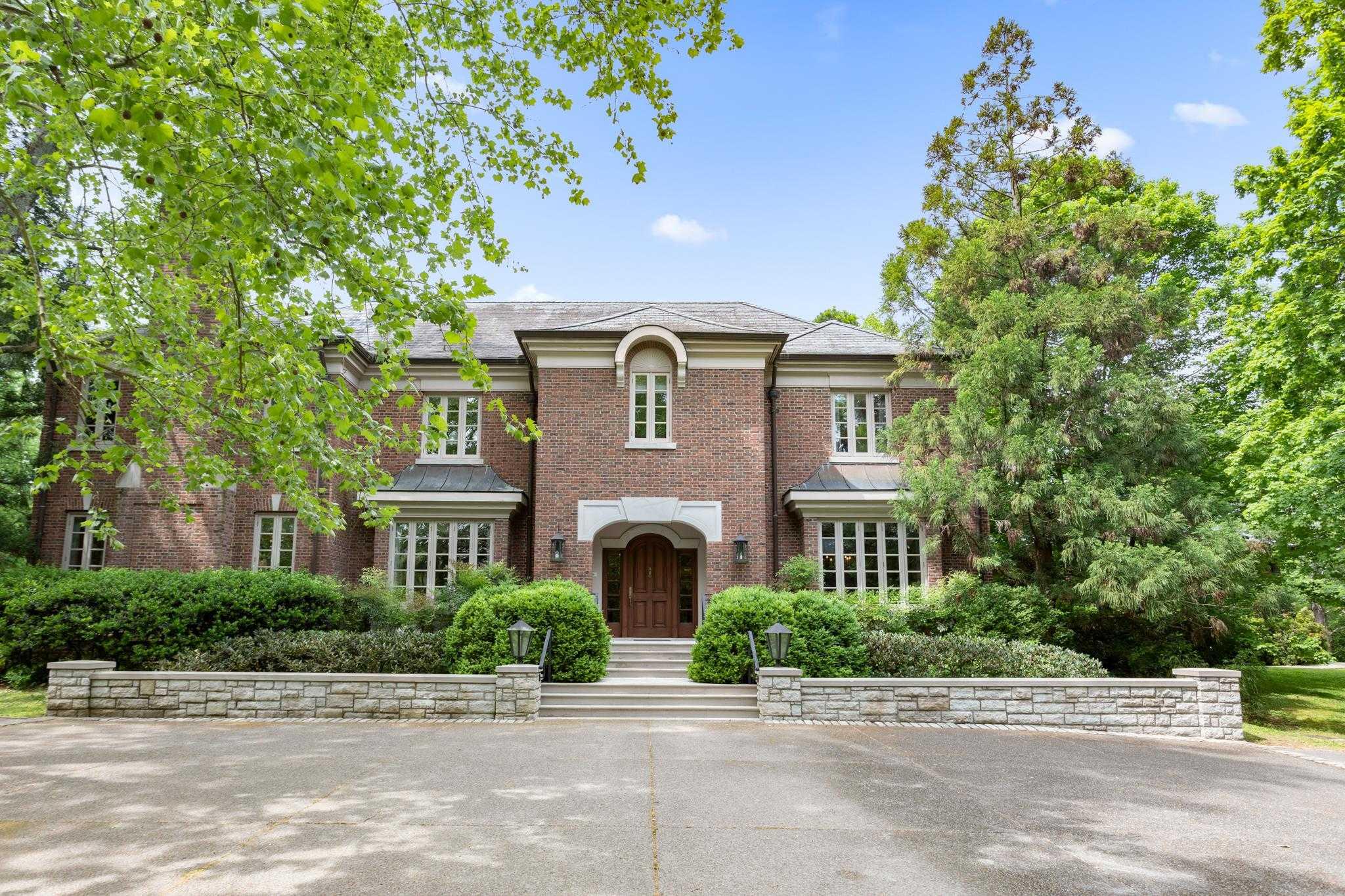 $3,900,000 - 4Br/6Ba -  for Sale in Belle Meade, Nashville
