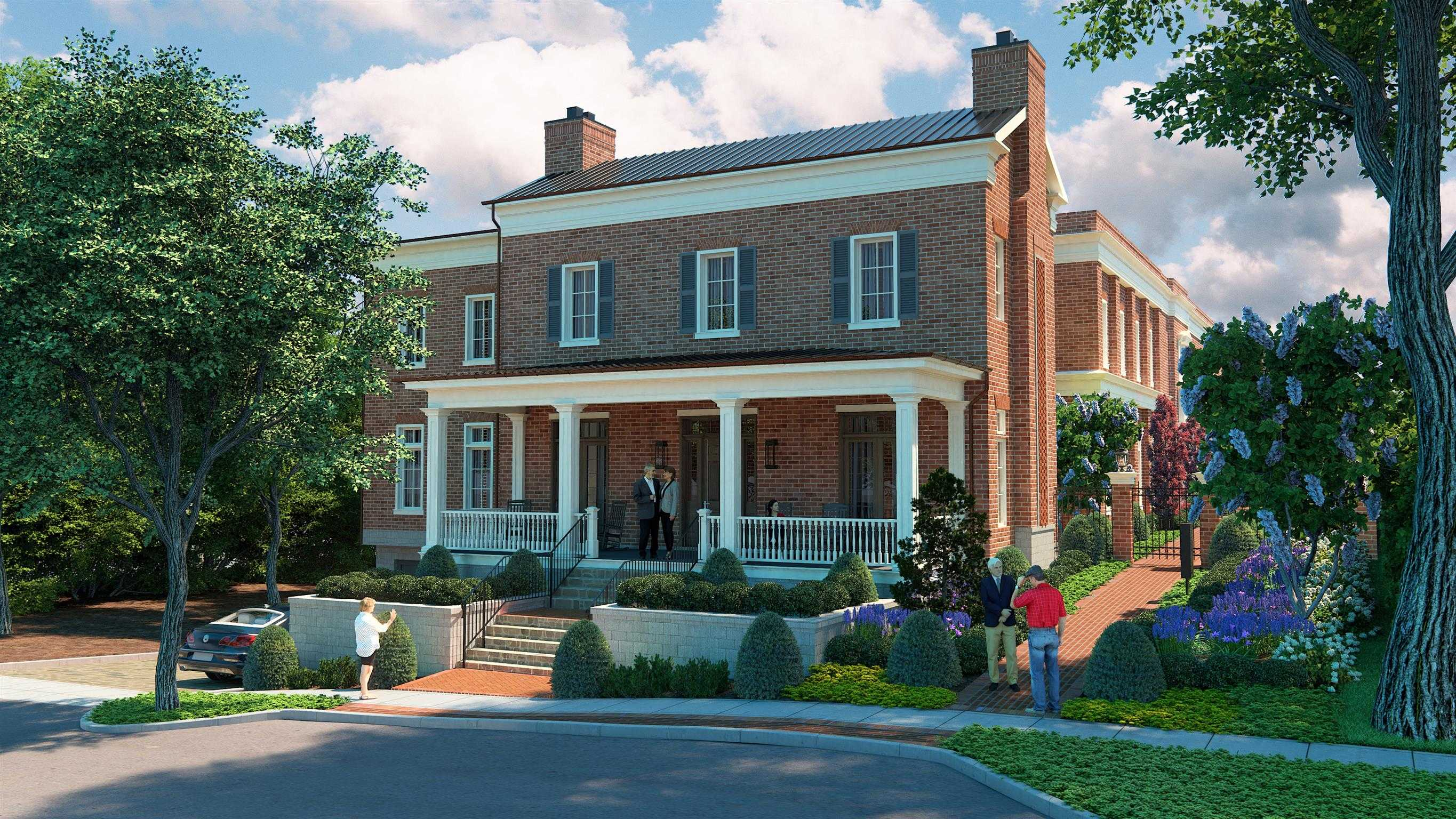 $2,477,000 - 2Br/2Ba -  for Sale in The Arlington At West Main, Franklin
