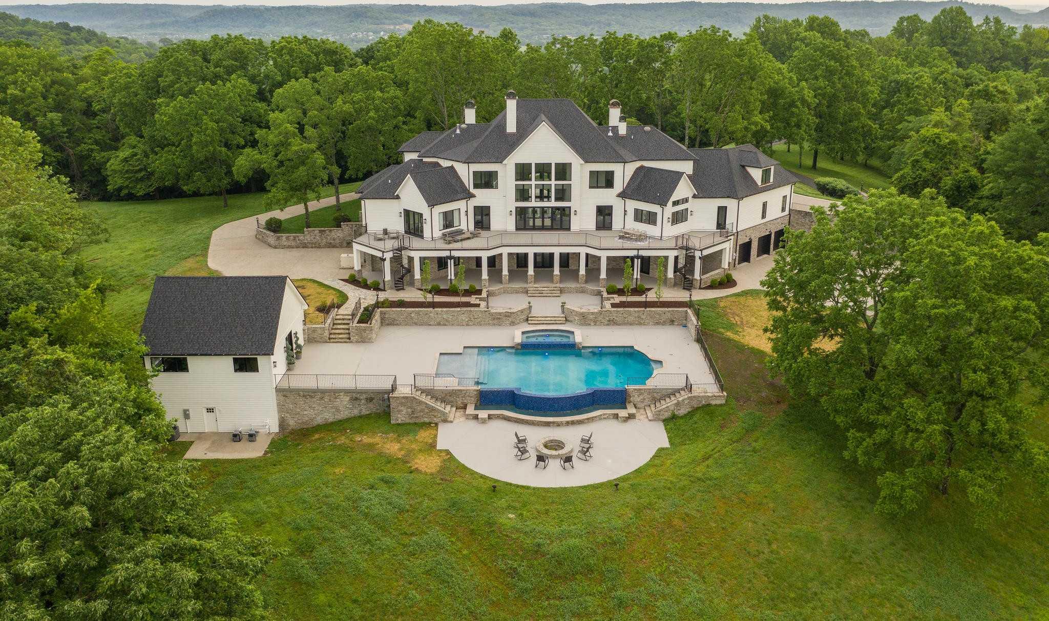 $5,250,000 - 7Br/11Ba -  for Sale in Walnut Hill Custom Home, Nashville