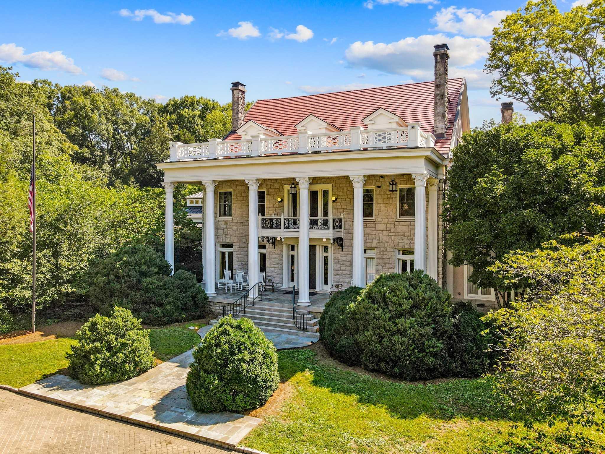 $8,000,000 - 5Br/10Ba -  for Sale in Belle Meade, Nashville