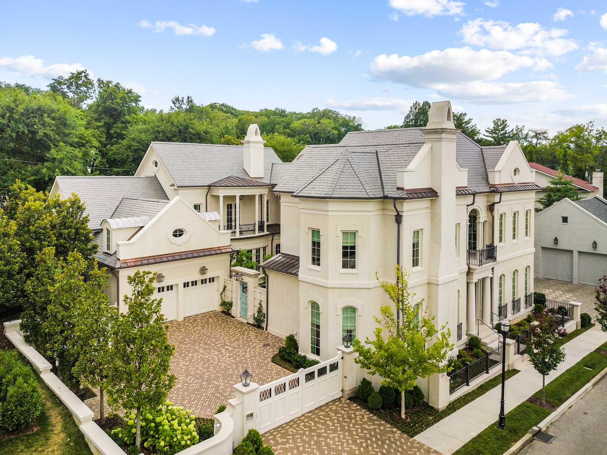 $5,750,000 - 5Br/9Ba -  for Sale in Jardin De Belle, Nashville