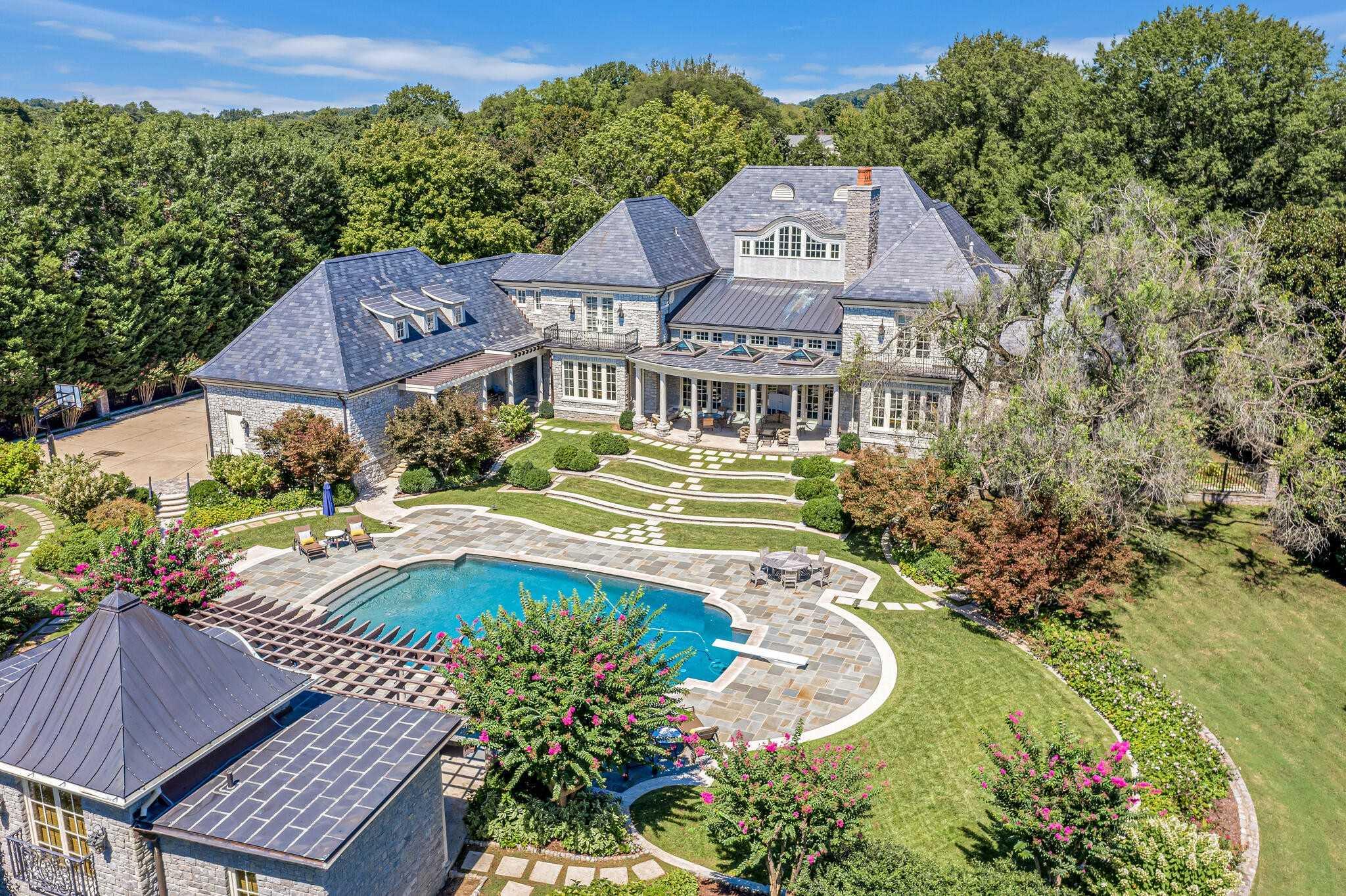 $5,125,000 - 5Br/10Ba -  for Sale in Hill Place, Nashville