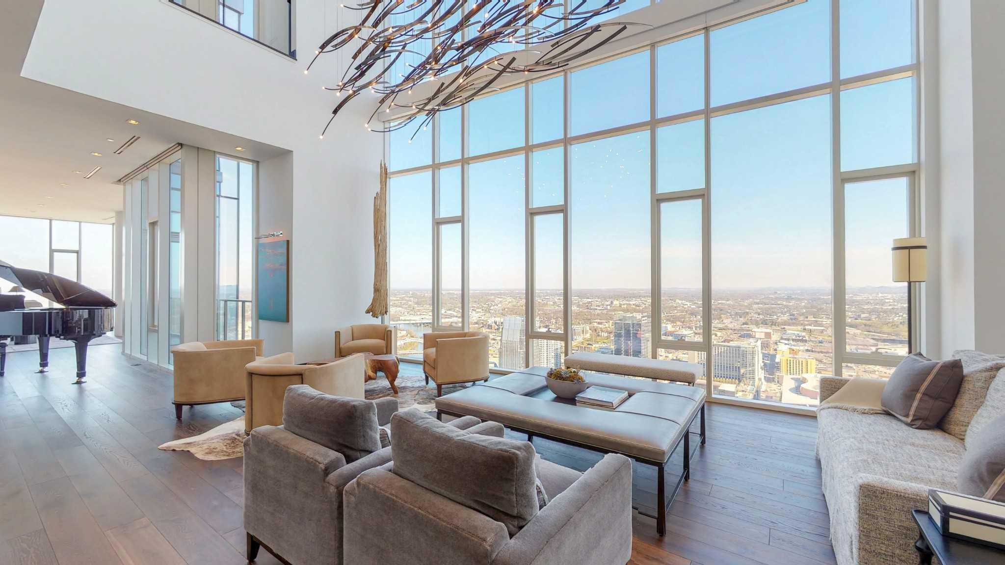 $10,000,000 - 2Br/3Ba -  for Sale in 505 High Rise Condominium, Nashville