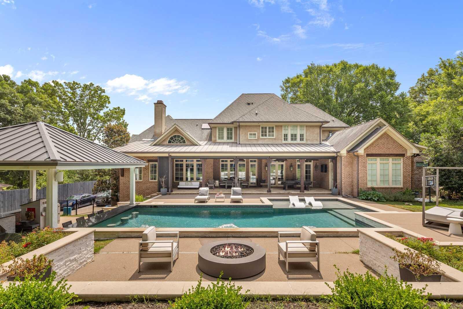 $3,800,000 - 5Br/8Ba -  for Sale in West Meade, Nashville
