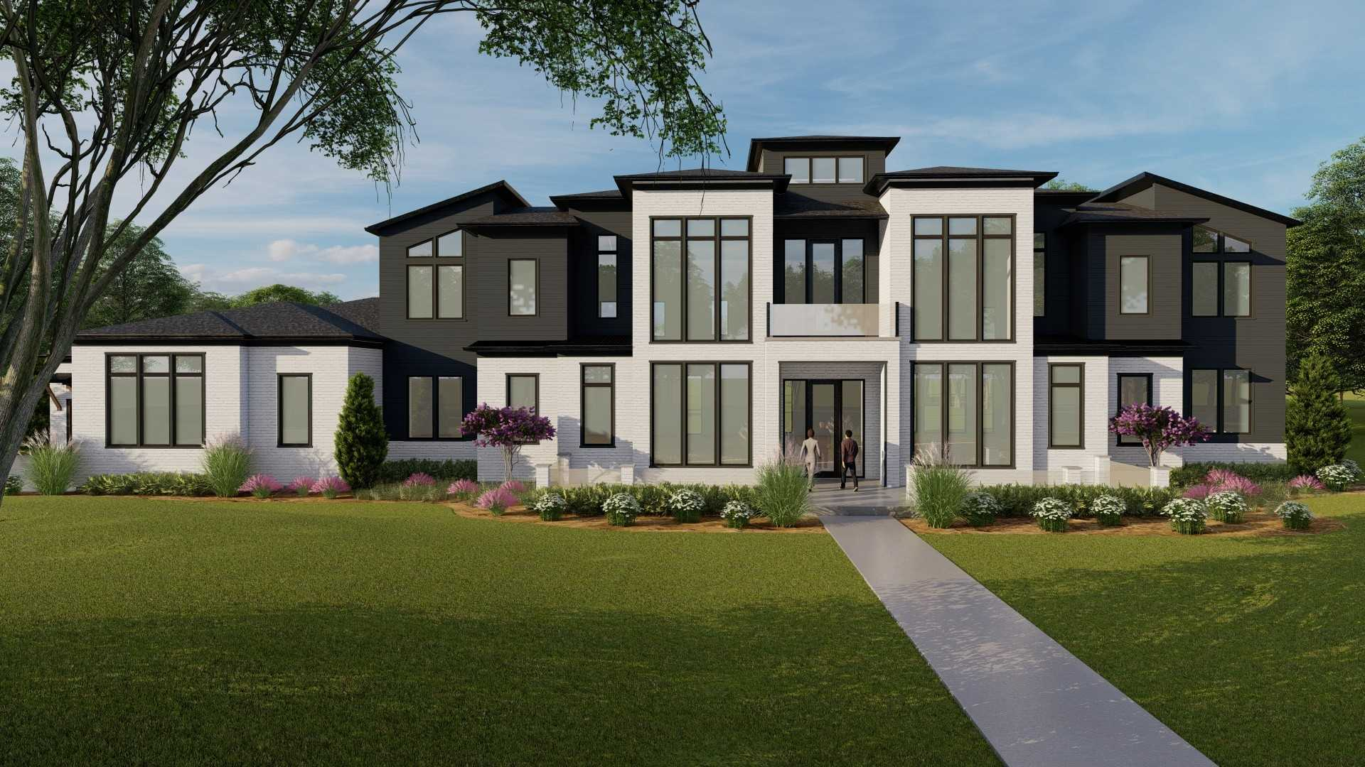 $5,750,000 - 6Br/8Ba -  for Sale in Brentwood Hills Sec 4, Brentwood