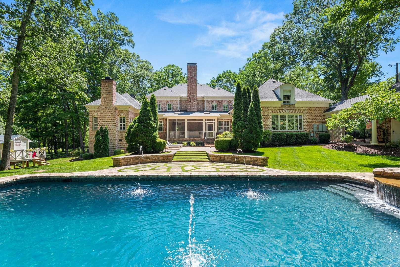 $4,200,000 - 5Br/9Ba -  for Sale in West Meade Village, Nashville