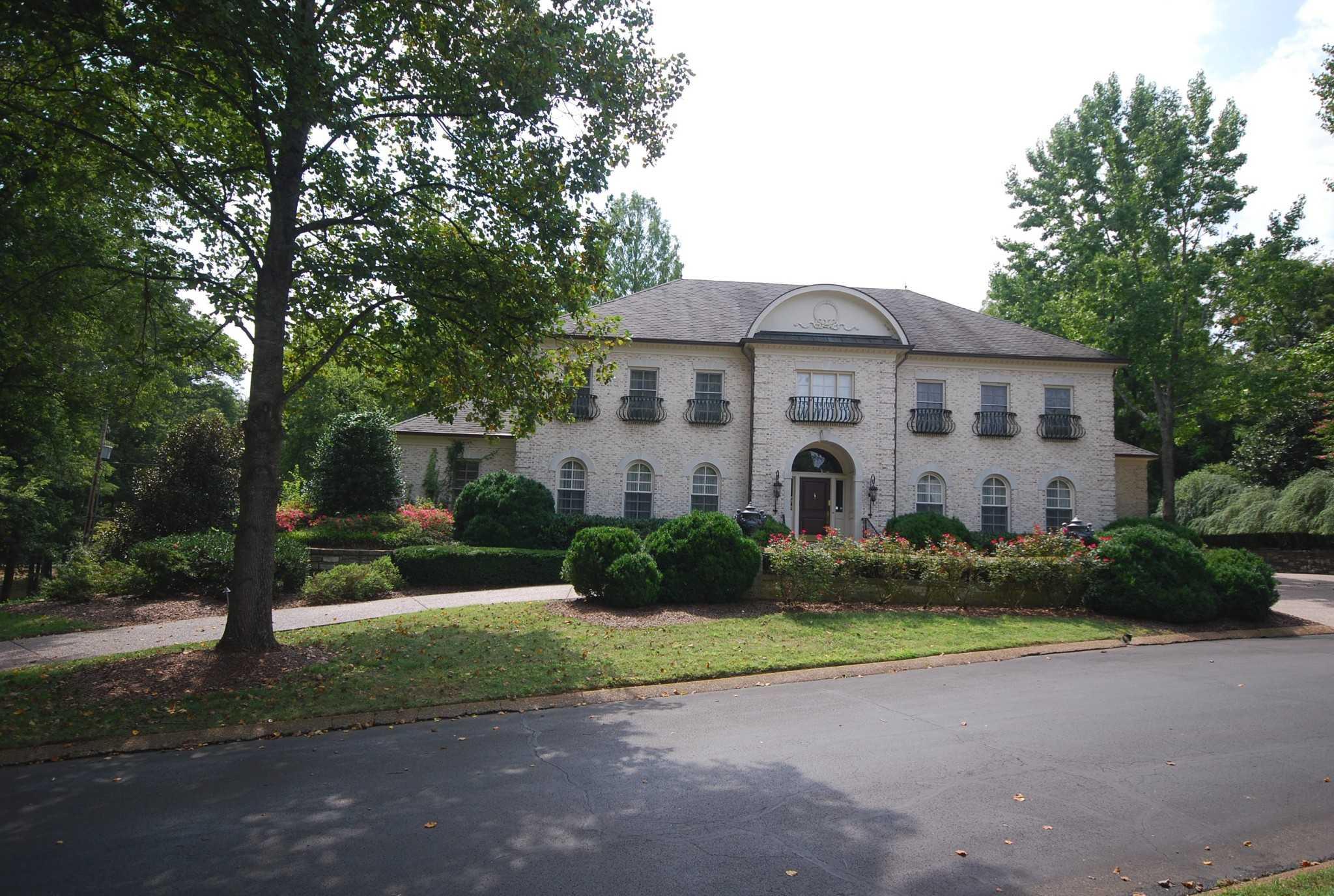 $4,300,000 - 4Br/8Ba -  for Sale in Belle Meade, Nashville