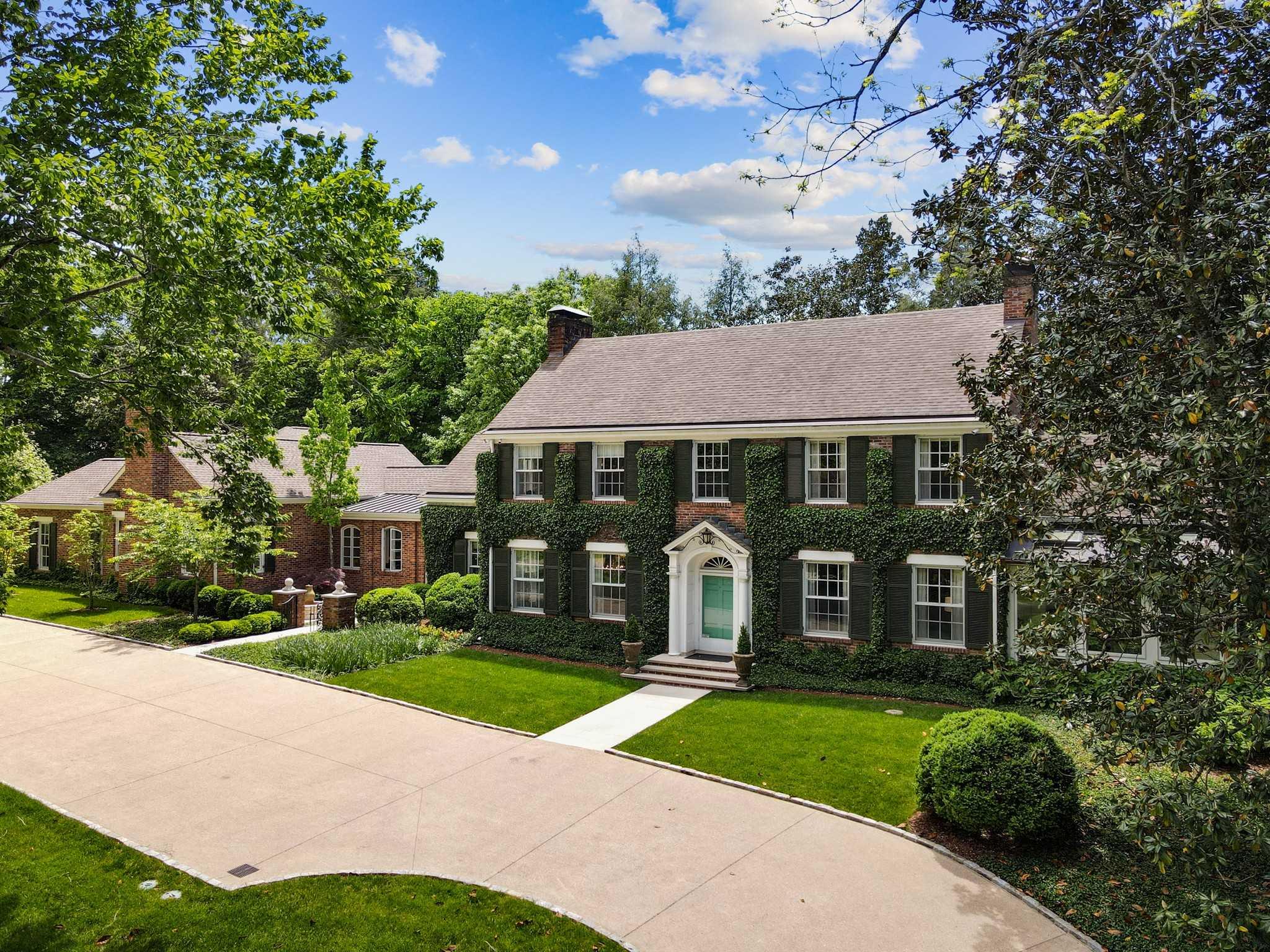 $4,500,000 - 4Br/5Ba -  for Sale in Belle Meade, Nashville