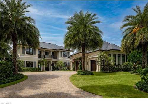 $22,900,000 - 4Br/7Ba -  for Sale in Port Royal, Naples