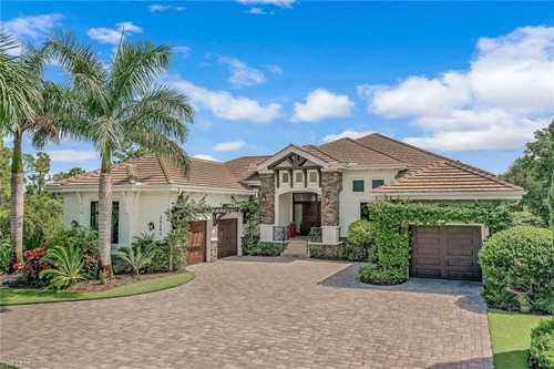 $3,890,000 - 4Br/5Ba -  for Sale in Bay Woods, Bonita Springs