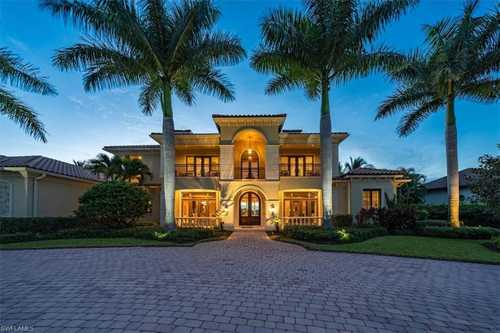 $4,495,000 - 5Br/8Ba -  for Sale in Quail West, Naples