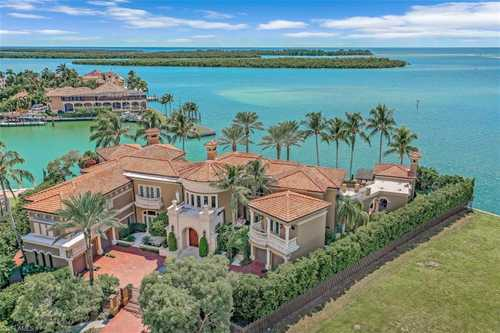 $18,000,000 - 5Br/9Ba -  for Sale in Marco Beach, Marco Island