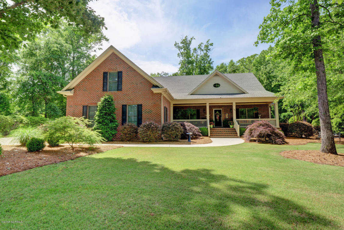 Wallace pender nc for Wallace custom homes