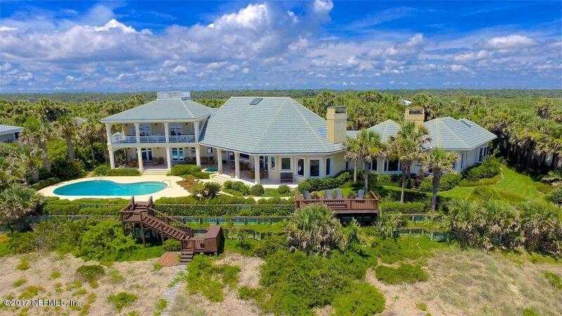 $5,750,000 - 5Br/6Ba -  for Sale in Oceanfront Estates, Ponte Vedra Beach