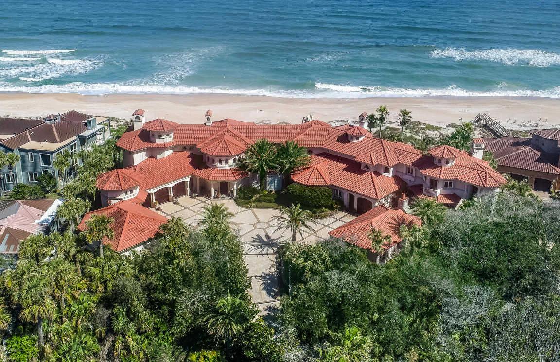 $6,996,000 - 8Br/11Ba -  for Sale in Ponte Vedra Beach, Ponte Vedra Beach