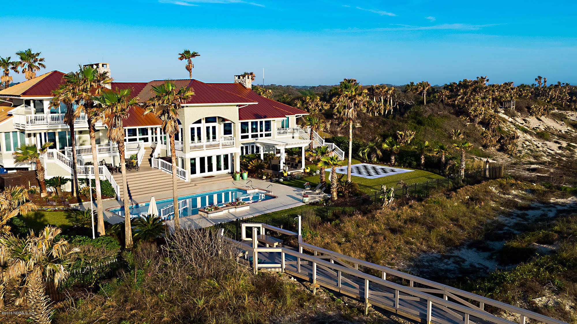 $5,495,000 - 5Br/7Ba -  for Sale in Oceanfront Estates, Ponte Vedra Beach