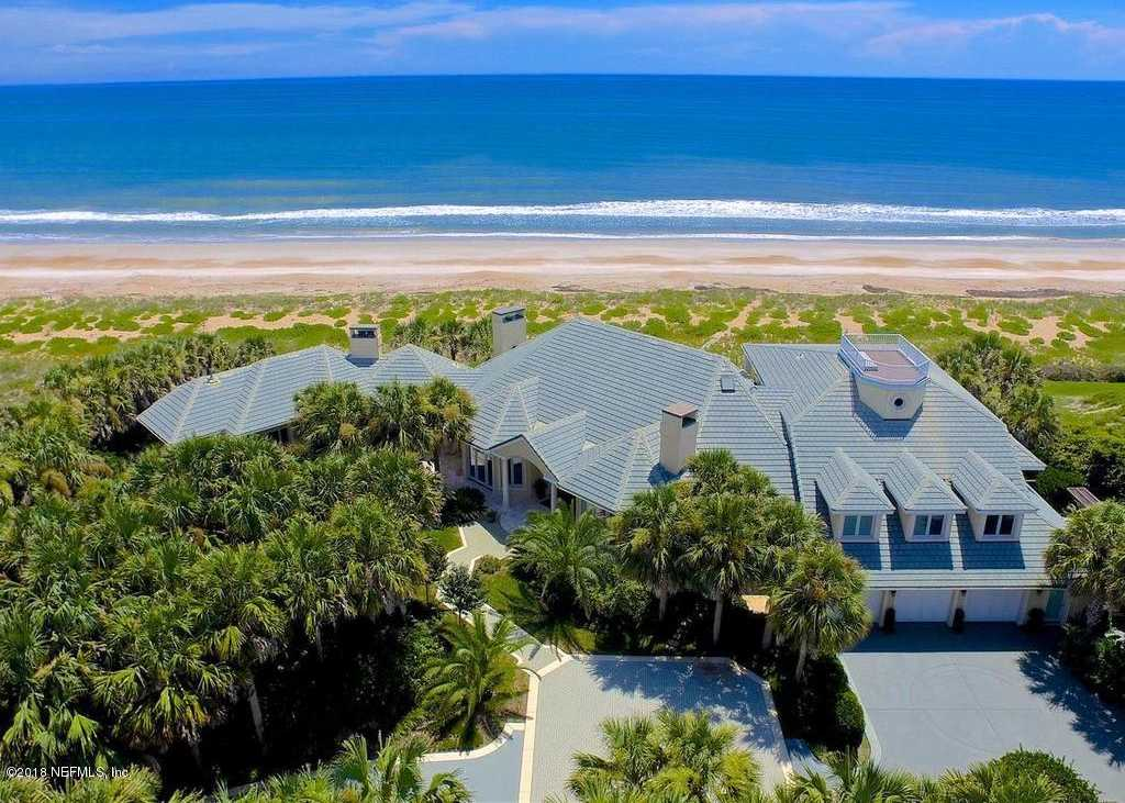 $5,500,000 - 5Br/6Ba -  for Sale in Oceanfront Estates, Ponte Vedra Beach
